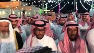 زومالة حليل بحفل الشاعر صقر سليم بمناسبة زواج أخيه مروان