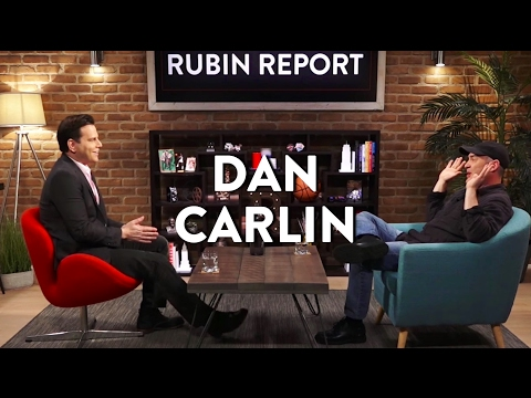 Political Martians and Hardcore History | Dan Carlin | POLITICS | Rubin Report
