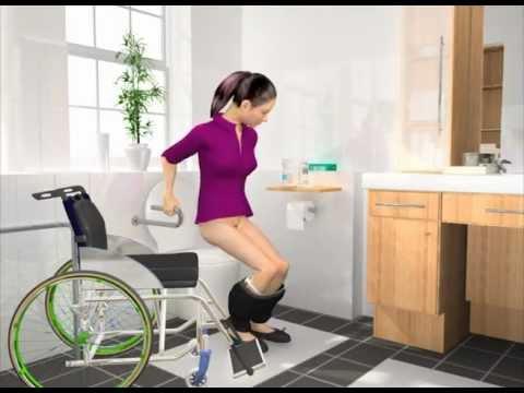 SpeediCath® Compact Katheter für weibl. Rollstuhlfahrerinnen - YouTube