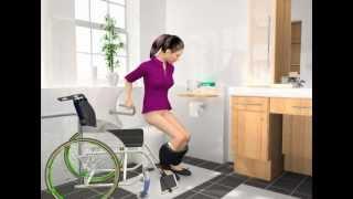 Repeat youtube video SpeediCath® Compact Katheter für weibl. Rollstuhlfahrerinnen