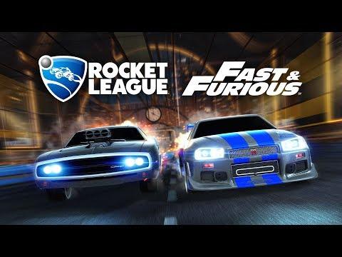 Rocket League Fast Amp Furious Dlc Erscheint Diese Woche