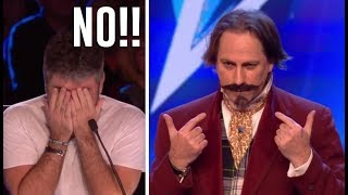 Magic Act Gone Wrong! | Britain's Got Talent 2018