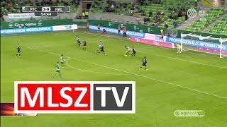 Ferencvárosi TC – Swietelsky Haladás | 3-1 | OTP Bank Liga | 23. forduló | MLSZTV