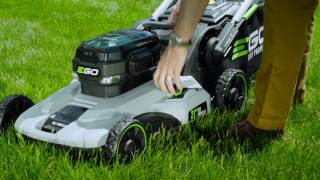 "EGO Power+ 21"" Self Propelled Mower"