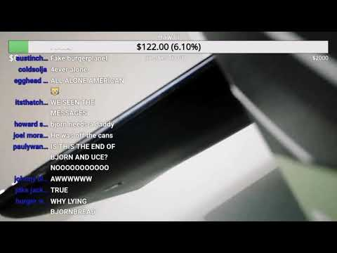 Ice Poseidon UNMUTED PHONE CALL WITH BJORN LEAKED!