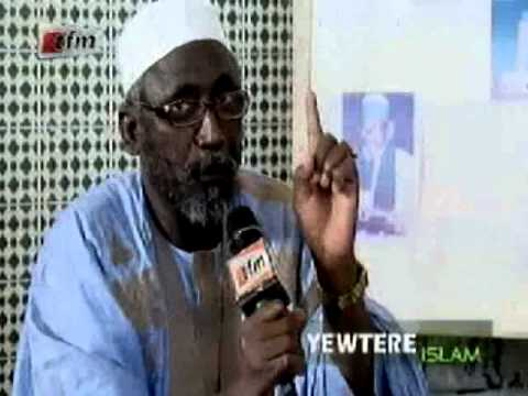 Yewtere Islam - 9 Août 2012 - Partie 1