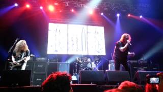 Voivod - Astronomy Domine (Nothingface) - Live in Metalfest Chile - Piggy tribute - HD