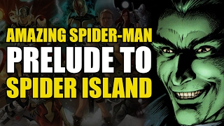 The Origin of Spider-Island (The Amazing Spider-Man: Infested)