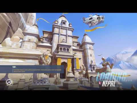 Traveling To: Nepal (Overwatch Map Guide)