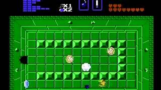 The Legend of Zelda NES - SPEED RUN (34:36)