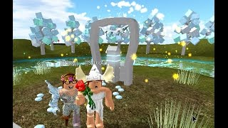 BFF Wedding! || ROBLOX