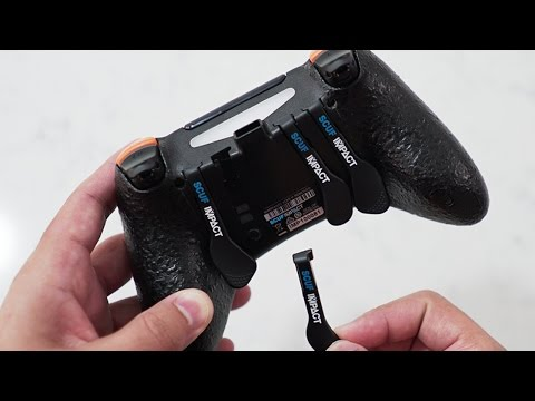 THIS IS THE BEST GAMING CONTROLLER YET.. (Scuf IMPACT)