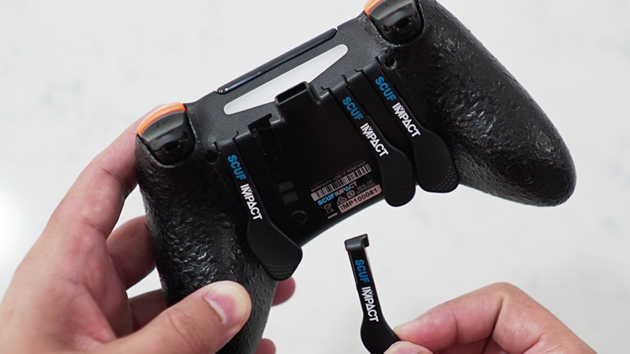 Image result for scuf ps4 impact