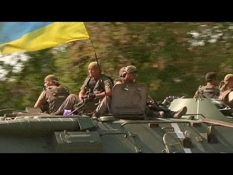 Donetsk rebels stand firm as Kyiv blames them for the continuing violence