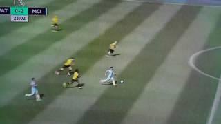 Watford 0/4 Manchester City Goal Aguero