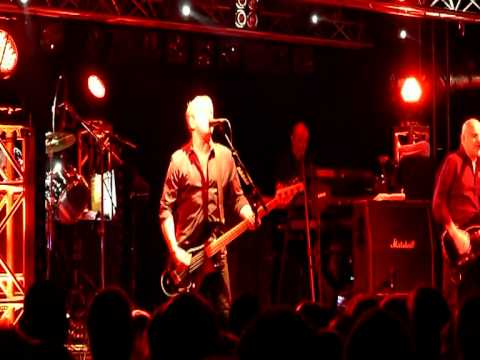 The Stranglers Burning Up Time. Liverpool O2 Academy 5.3.12.