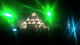 Mysteryland Chile 2011, Q-Dance Ending & Inicio After