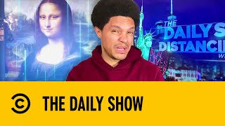 What Are NFTs? Trevor Noah Explains | The Daily Show With Trevor Noah