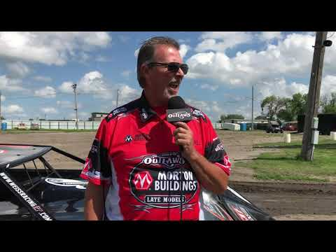 RACE DAY PREVIEW | World of Outlaws Morton Buildings Late Model Series - River Cities Speedway