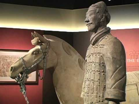 Exhibit of Chinese Terra Cotta Warriors is Largest Ever in U.S