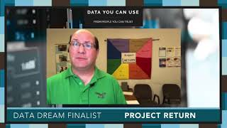Data Day 2020 - Data Dream Finalist - Project Return