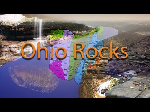 Ohio Rocks - Geology, Ice Age, Fossils, and Resources (Full)