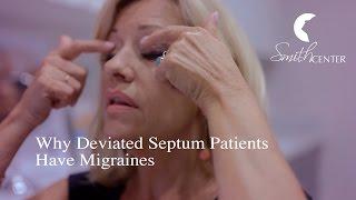Why Deviated Septum Patients Have Migraines - Houston's Migraine Specialist