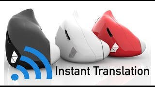 Earbuds that Translates Different Languages Instantly!