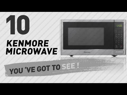 Kenmore Microwave // New & Popular 2017