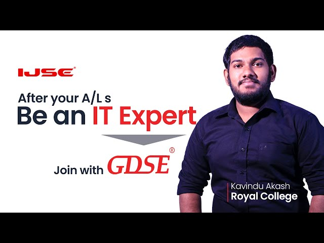 The best institute for IT in Sri Lanka. Akash said..