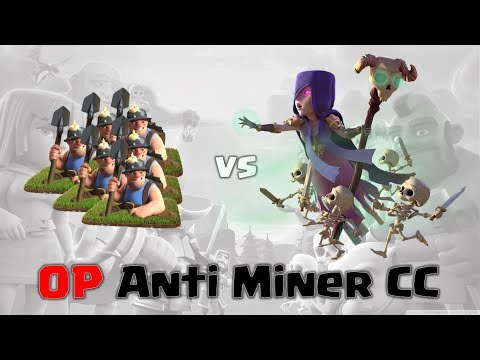 The most OP CC strategy against miner attacks
