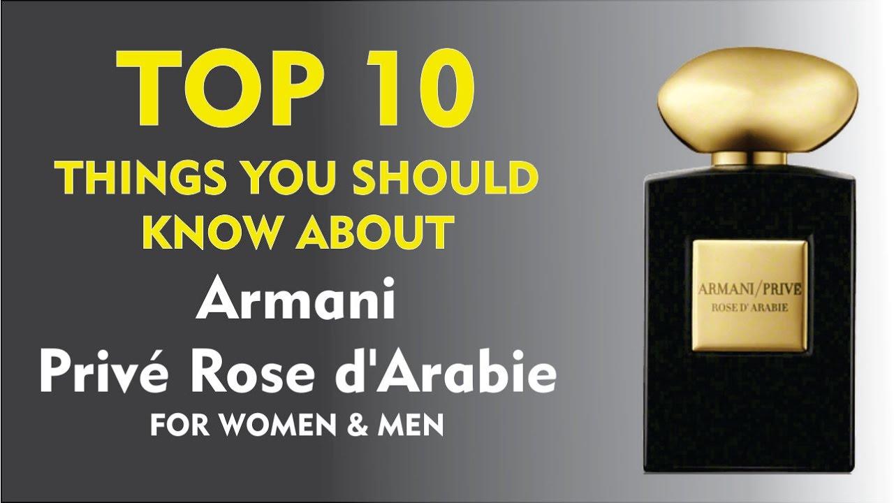 armani arabian rose