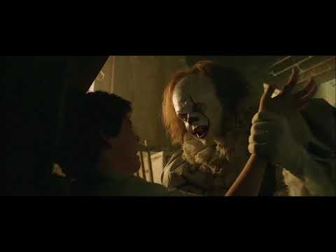 Pennywise Time To Float - Refrigerator Scene (it 2017)