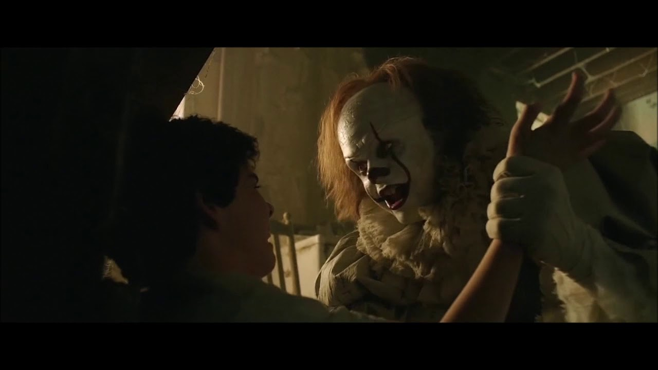 Download Pennywise Time To Float - Refrigerator Scene (it 2017)