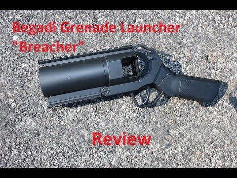 Begadi Grenade Launcher