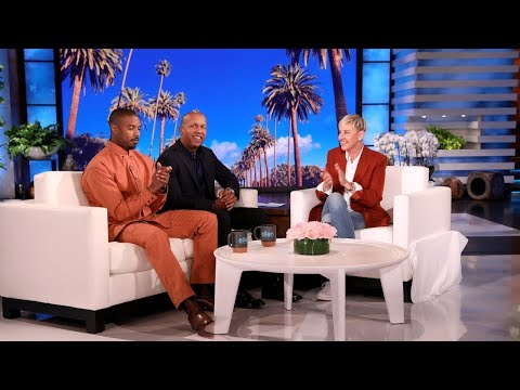 Michael B. Jordan and 'Just Mercy' Inspiration Bryan Stevenson on Racial Inequality