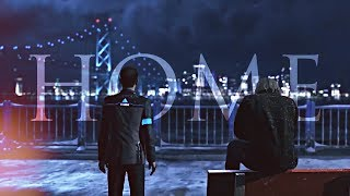 hank & connor   you were my home   detroit: become human gmv