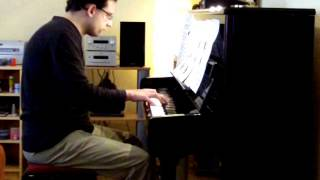 Anton Karas: The 3rd Man Theme (The Harry Lime Theme) - Piano-Version