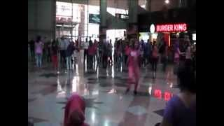 PTPL SENTRAL (MSU LEARNING CENTRE) tribute to women flashmob