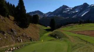The Most Amazing Golf Courses of the World: Arosa, Switzerland