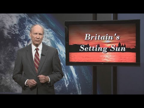 Britain's Setting Sun
