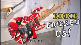 Most Don't Know Eddie's Crazy Frankenstrat Mods!