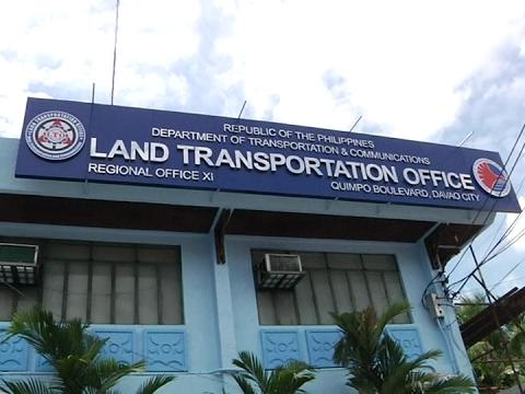Online transmittal ng medical certificate, sinimulan ng LTO sa Davao Region