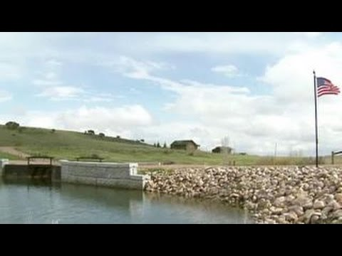 EPA takes on Wyoming farmer over pond
