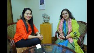 Professor Mauli Kaushik Chairman Of District Estate Indira Gandhi National Centre For The Arts IGNCA