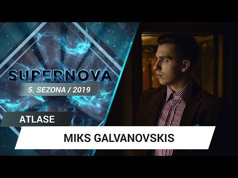"Miks Galvanovskis ""Shattered"" | Supernova 2019 ATLASE"