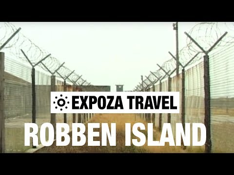 Robben Island (South Africa) Vacation Travel Video Guide