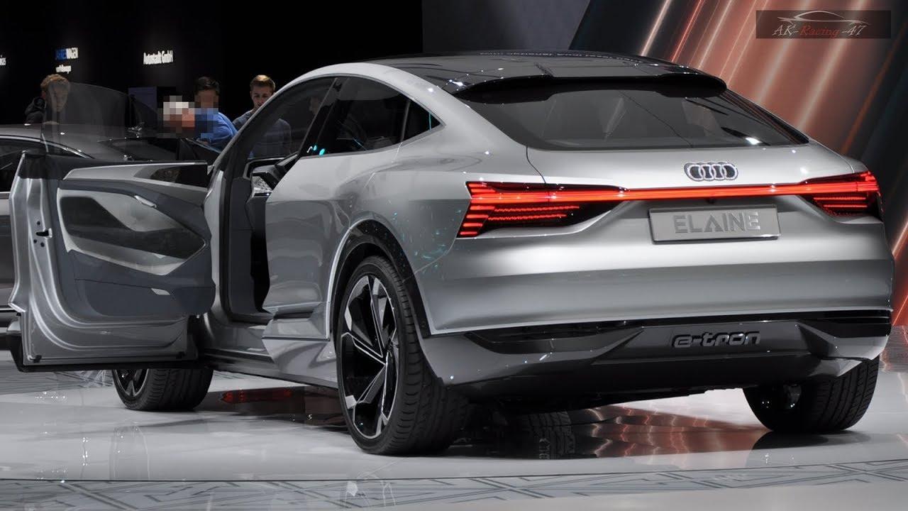 2018 audi elaine.  Audi Audi ELAINE Etron  Interior Exterior NEW FutureCar Throughout 2018 Audi Elaine N
