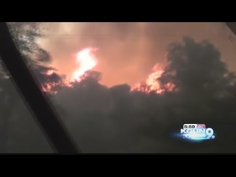 Yarnell Hill Fire: New video released the day Granite Mountain Hotshots died
