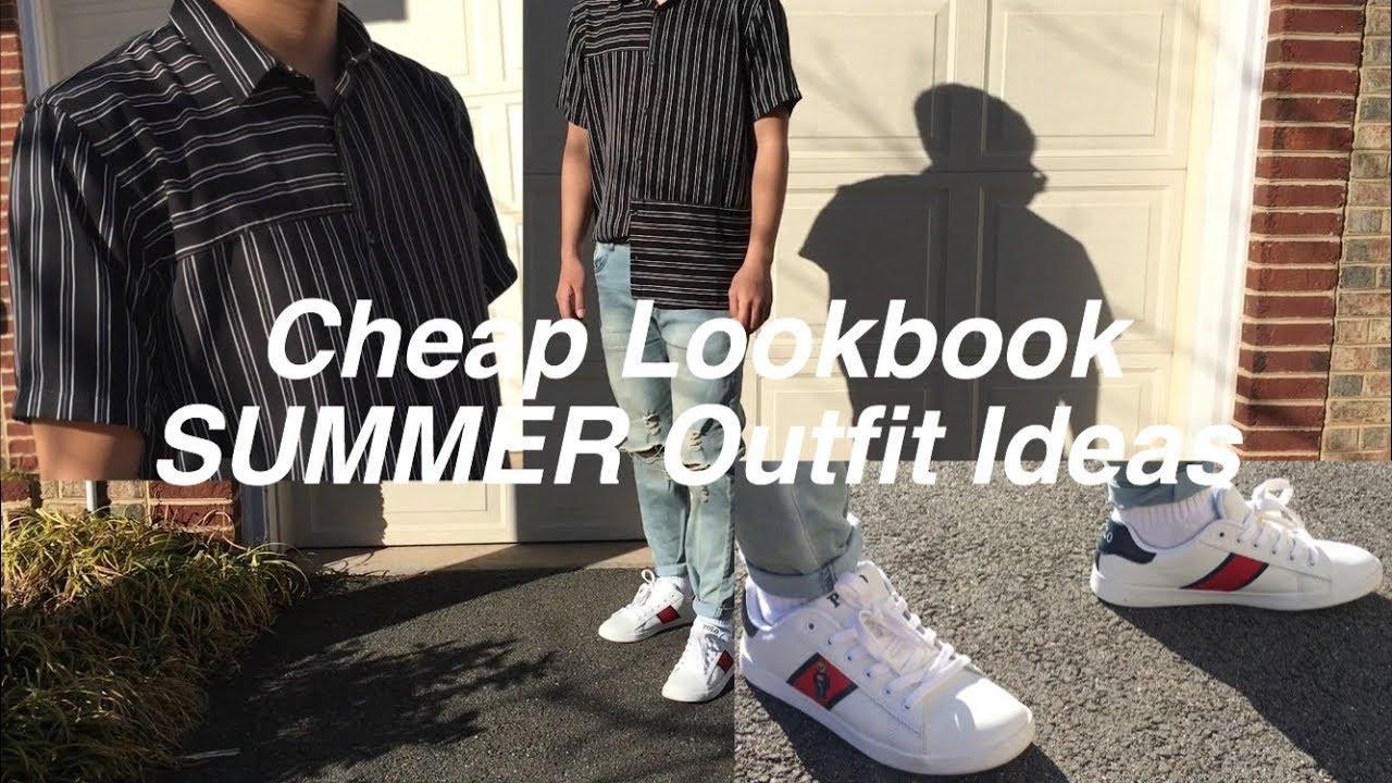 Cheap Lookbook | SUMMER Outfit Ideas 2019 3